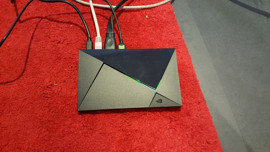 test nvidia shield cloud gaming utilisation fonctionnalités installation