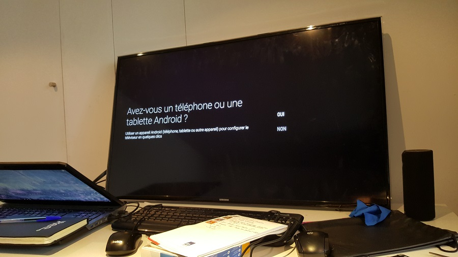 test nvidia shield cloud gaming utilisation fonctionnalités android tv