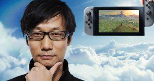 hideo kojima nintendo switch cloud gaming