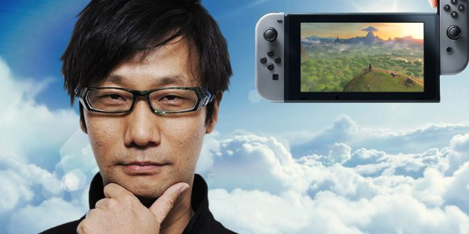 hideo kojima nintendo switch cloud gaming