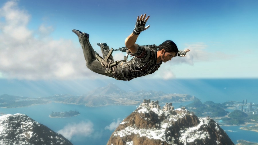 test nvidia shield cloud gaming just cause 2