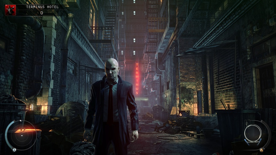 test nvidia shield cloud gaming hitman absolution