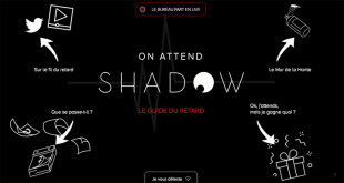 on attend shadow
