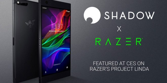 shadow razer phone ces 2018